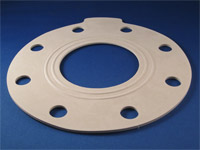 Supply of EPDM Garlock Stress Saver Gaskets for the Salt Industry