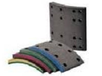 Molded and Custom Fabricated Non-Asbestos Brake Linings